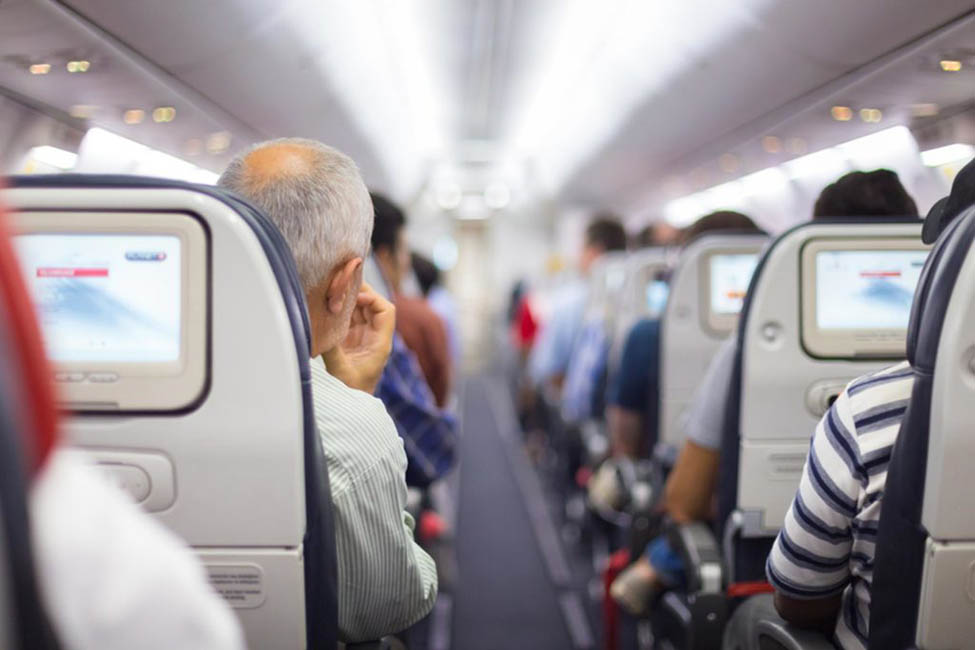 Prevent jetlag with the right seat choice