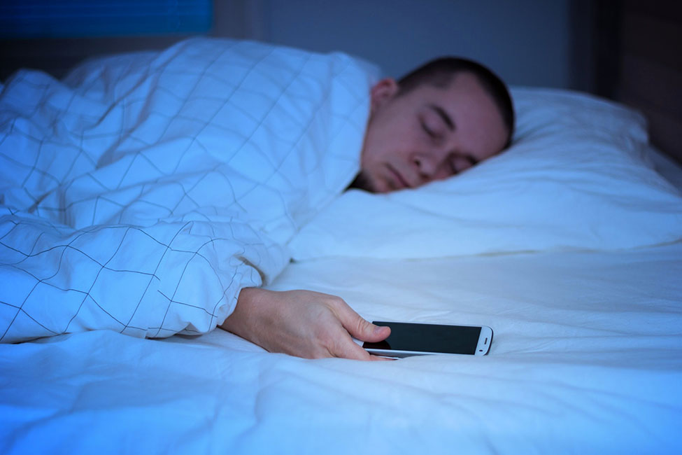 Going to bed with technology